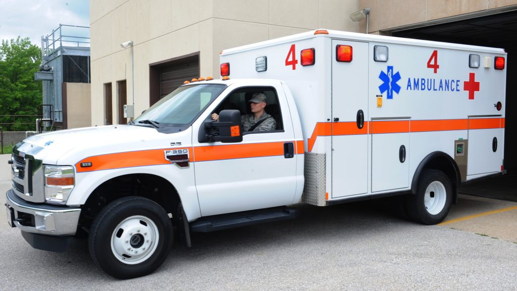 ambulance picture naming for speech therapy