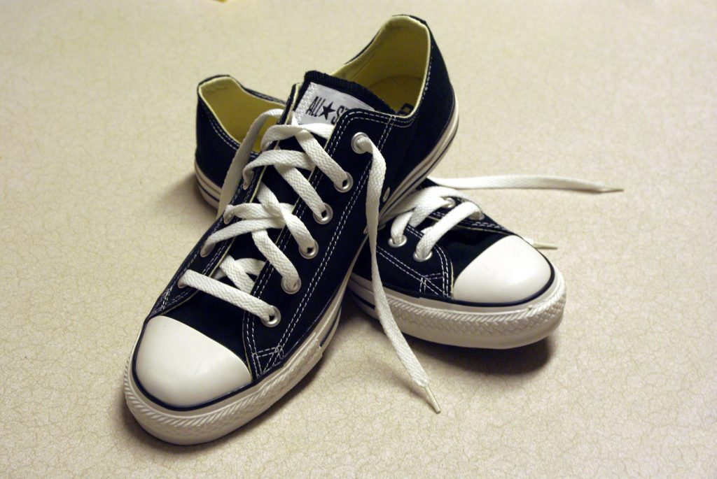shoes picture naming for speech therapy
