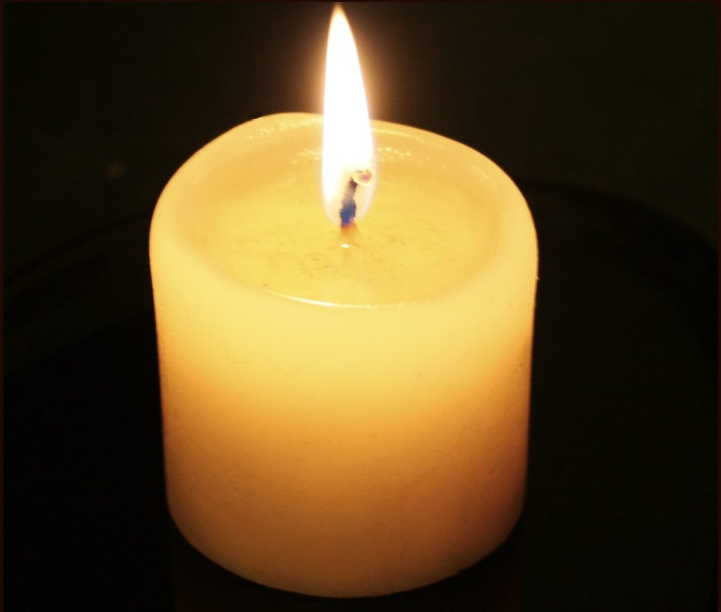 candle picture naming for speech therapy