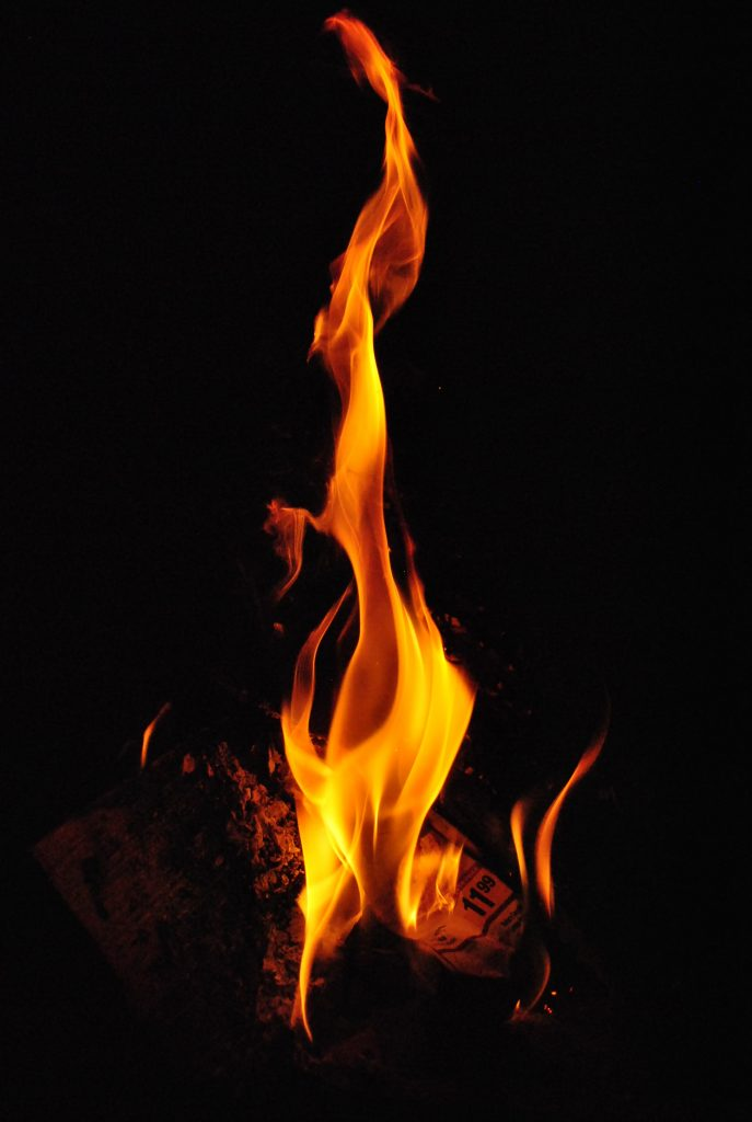 fire picture naming for speech therapy