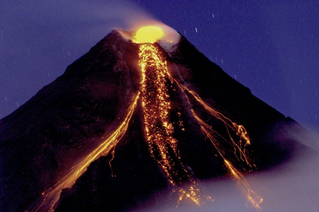 volcano picture naming for speech therapy