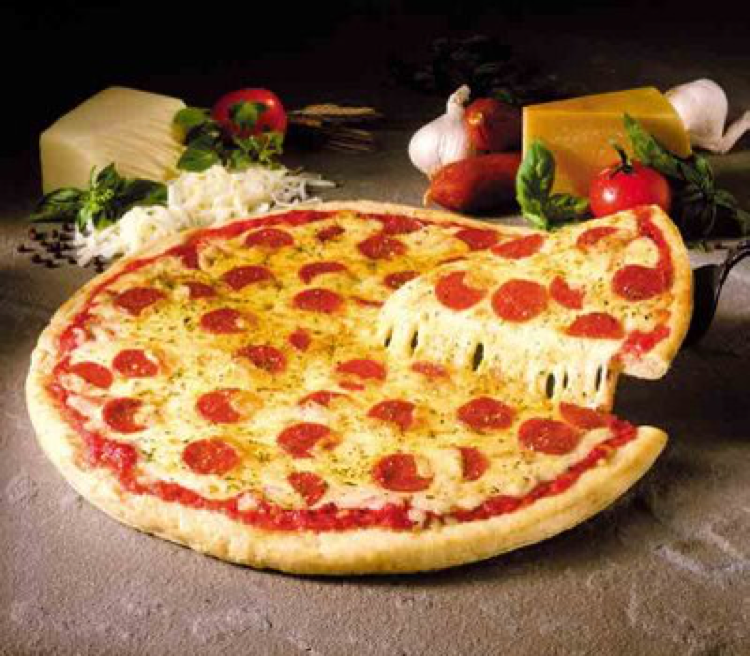 pizza picture naming for speech therapy