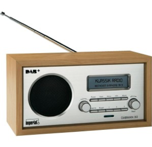 radio picture naming for speech therapy