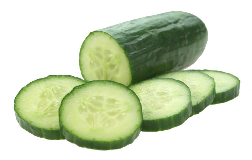 cucumber picture naming for speech therapy